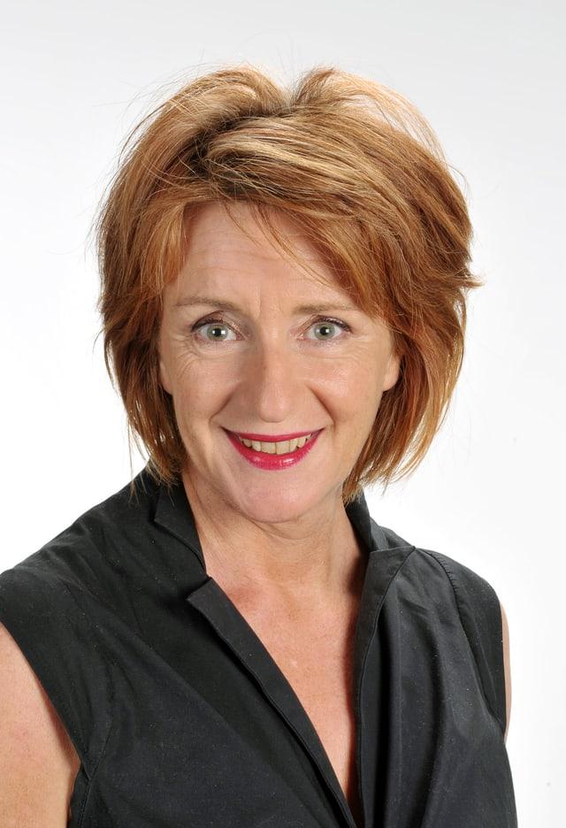 Elsbeth Freitag, Fachpsychologin für Kinder- und Jugendpsychologie und stellvertretende Leiterin des Schulpsychologischen Dienstes des Kantons St. Gallen