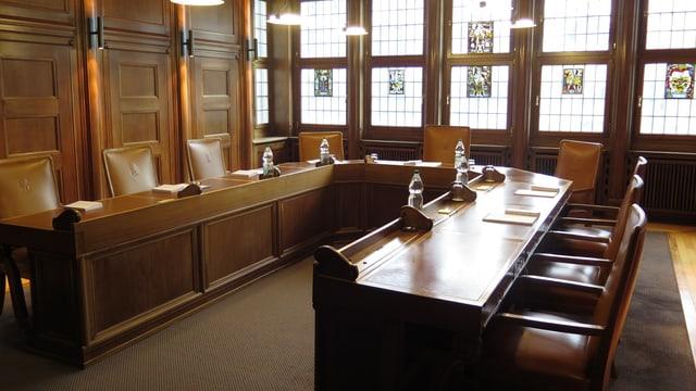 Regierungsratszimmer