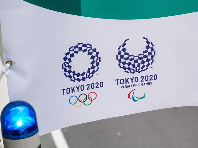 Olympia- und Paralympics-Logo für Tokio