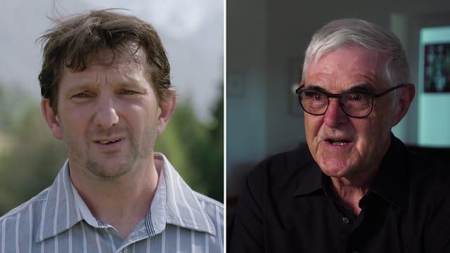 Video «Roger Schawinski im Gespräch mit Adam Quadroni und Giusep Nay» abspielen