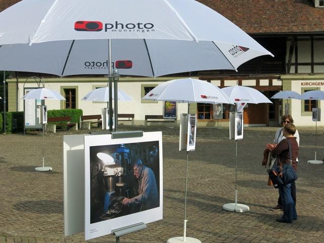 Fotoausstellung in Münsingen.