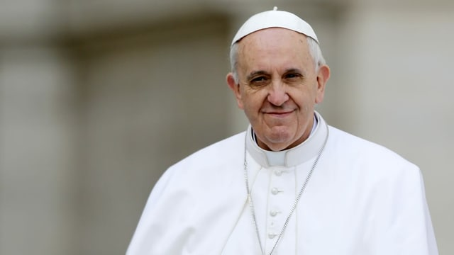 Purtret da papa francestg.