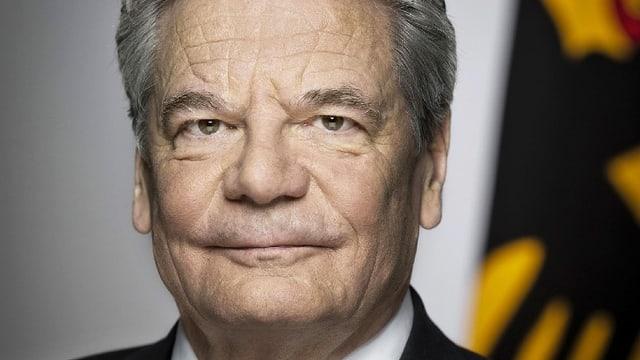 Video «Best of «Sternstunden»: Exklusivgespräch mit Joachim Gauck» abspielen