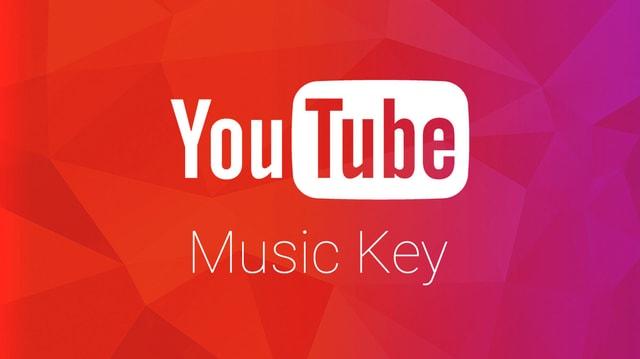 """Logo des """"Music Key"""" Abo-Dienstes"""
