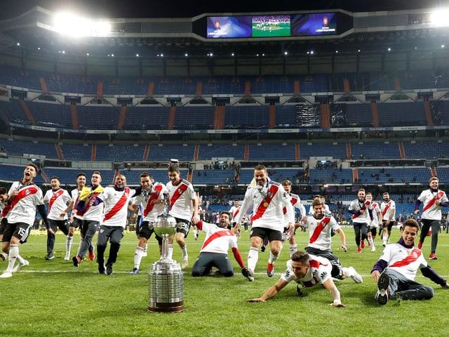 Boca blitzt vor TAS ab - Copa-Final in Madrid findet statt