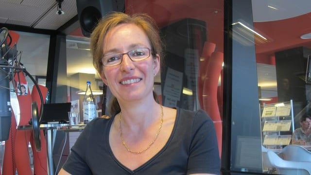 Psychologin Veronika Brandstätter