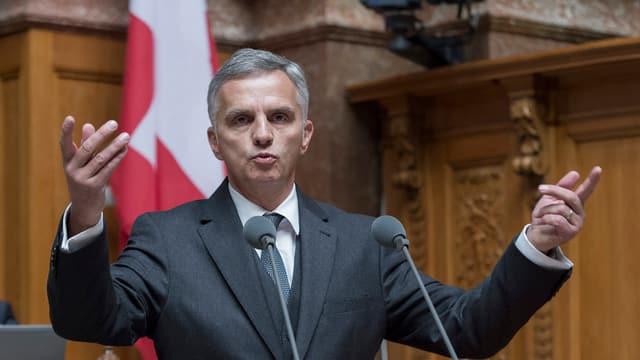 Cusseglier guvernativ Didier Burkhalter
