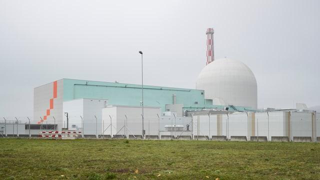 Ovra atomara Leibstadt.