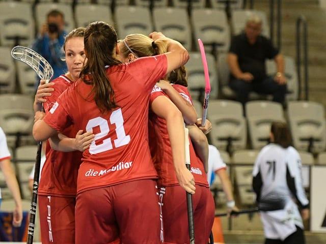 Die Schweizerinnen holten zuletzt 3 Mal WM-Bronze.
