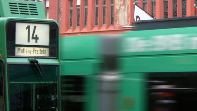 Keine Tramverlängerung nach Salina Raurica