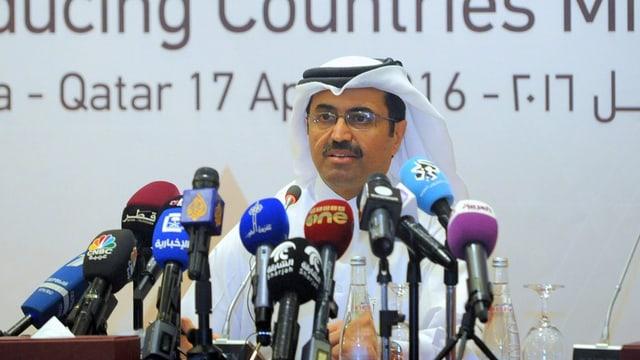 purtret dal minister dad ieli dal Katar