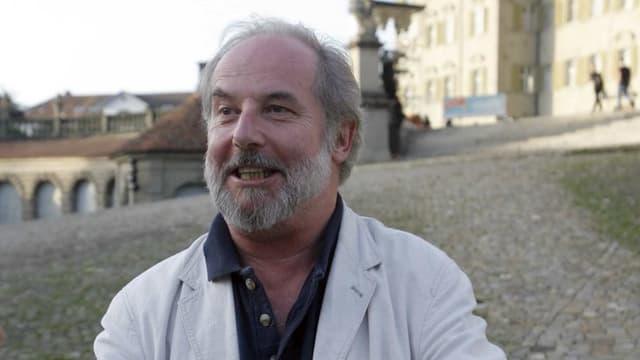 Schriftsteller Thomas Hürlimann.