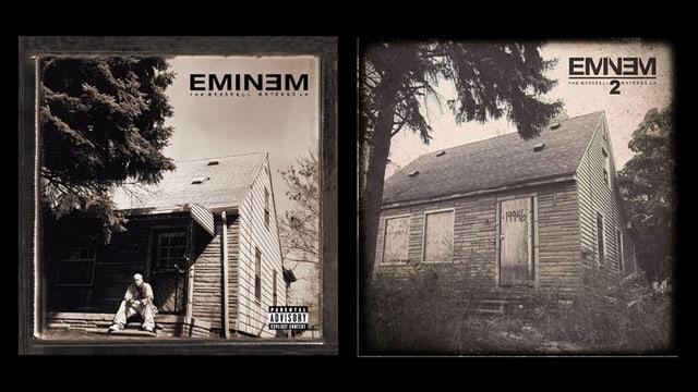 Nicht nur der Name des Albums ist praktisch gleich wie beim letzten Album. Auch das Sujet auf dem Cover bleibt gleich.