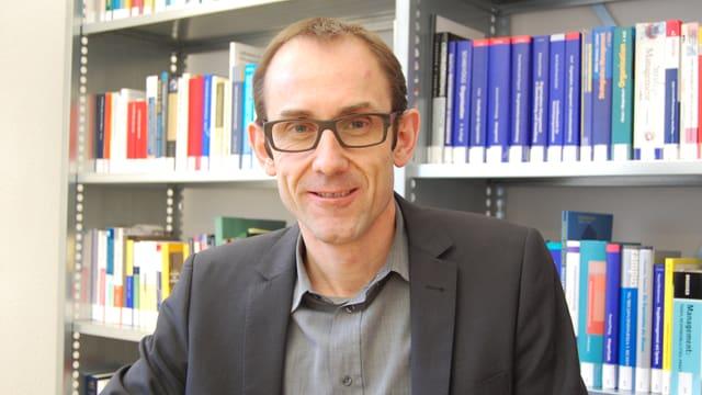 Prof. Adrian Ritz vom Kompetenzzentrum für Public Management der Uni Bern.