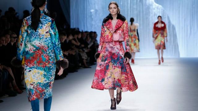 Fashion Week in Paris: