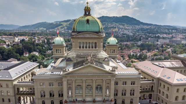 Chasa federala a Berna.