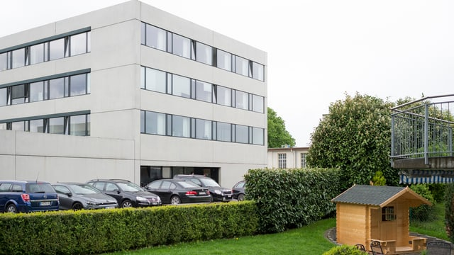 Empfangszentrum Kreuzlingen