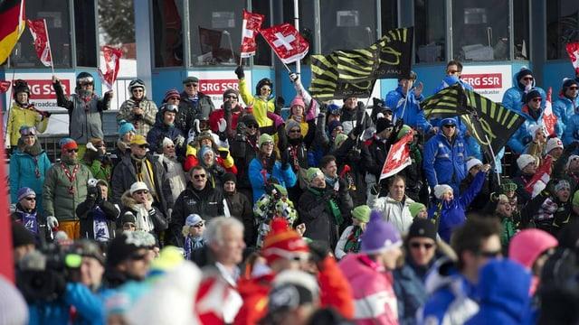 glieud cursa da skis