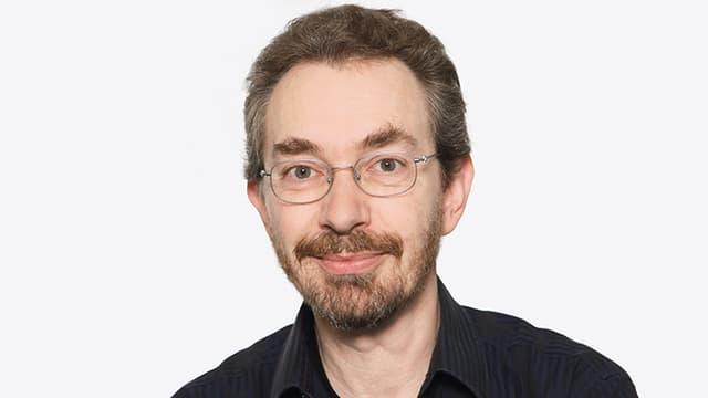 SRF-Filmredaktor Michael Sennhauser