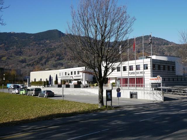 Forum im Ried, Landquart, von Aussen