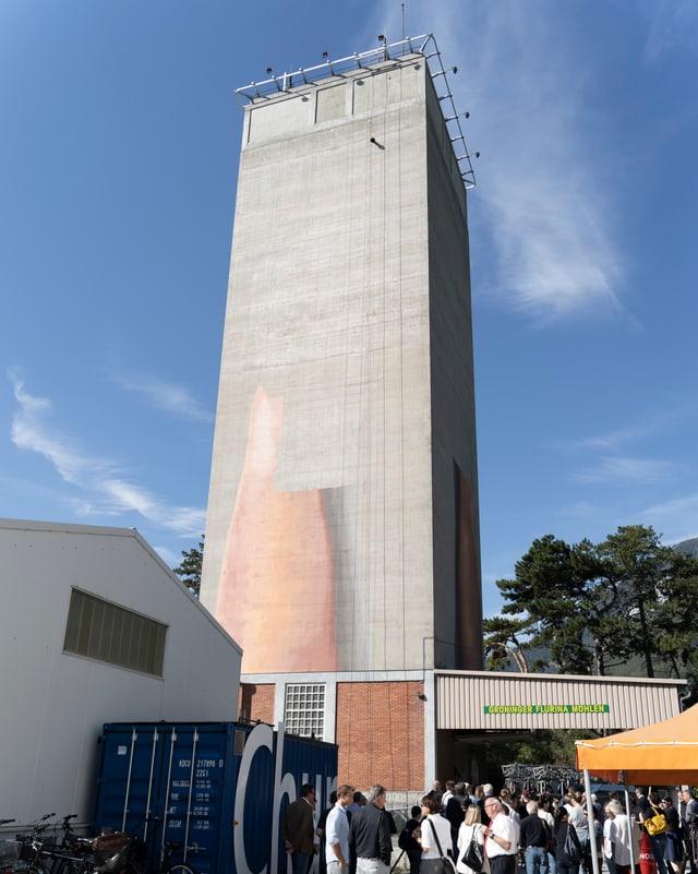 Il «Mühleturm» a Cuira.