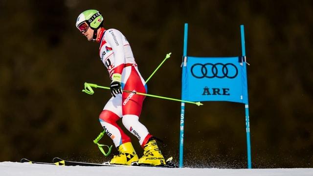 Il skiunz Thomas Tumler è trumpads suenter ses out en la Norvegia.