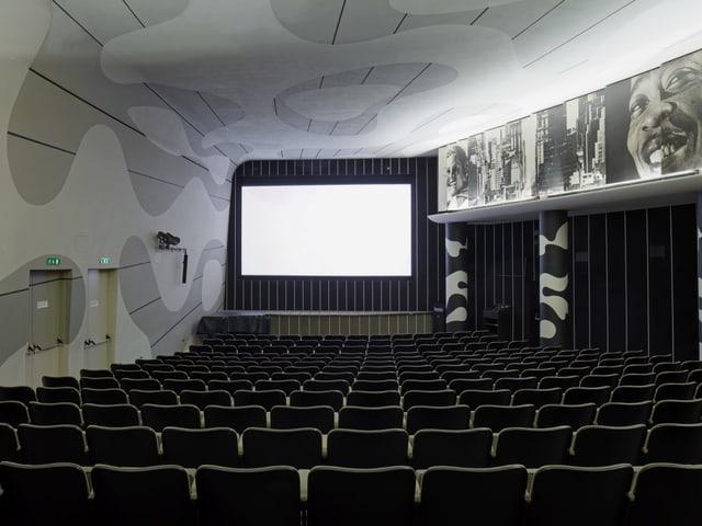 Blick ins Filmpodium, Zürich.