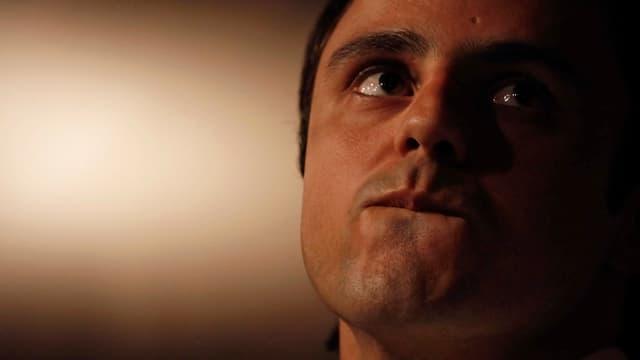 Felipe Massa musste sich bei Ferrari meist hinten anstellen.