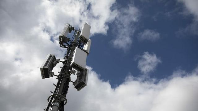 Die neuste Internetgeneration 5G