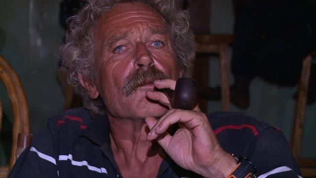 Ein Porträt von Rolf Gloor.