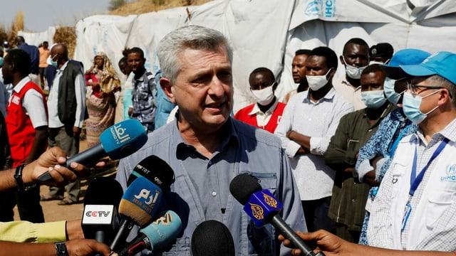 Hilfsaufruf des UNO-Hochkommissars