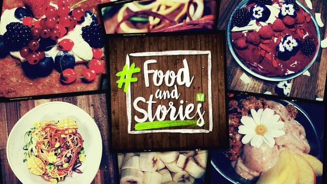 Webvisual von food&stories