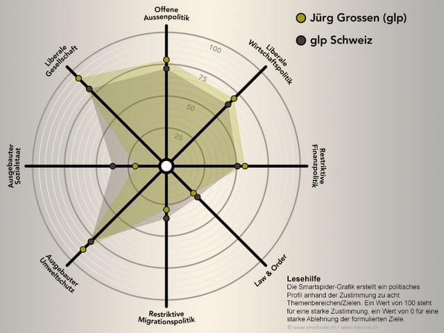 Die Smartspider von Jürg Grossen.