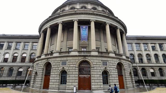 Hauptgebäude der ETH