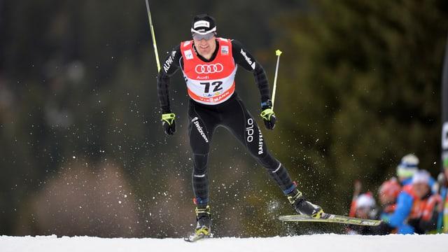 Kann Dario Cologna in Davos erstmals triumphieren?