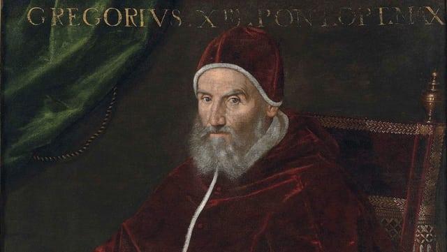 Bild von Papst Gregor