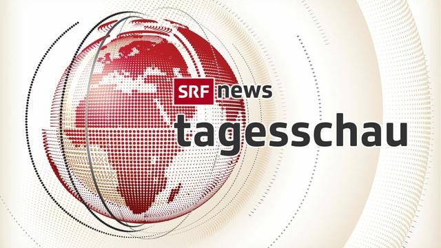Nachrichtensendungen, Magazine und Talksendungen: Keyvisual «Tagesschau»