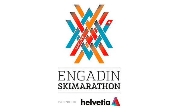 Logo dal Maraton engiadinais.