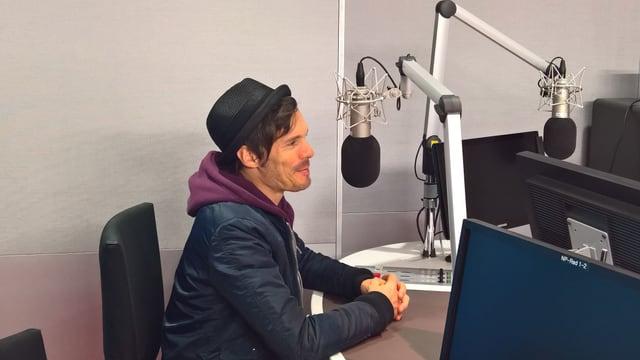 in musicist en il studio