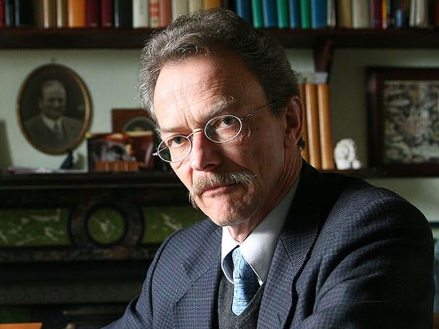 Porträt von Martin Alioth.