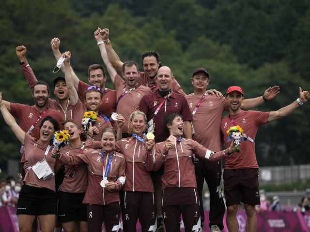 Schweizer Team