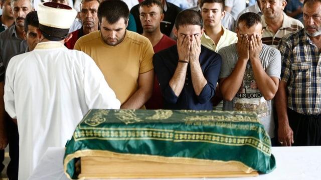 Fitg bleras unfrendas da l'attatga da suicidi en Tirchia eran uffants.