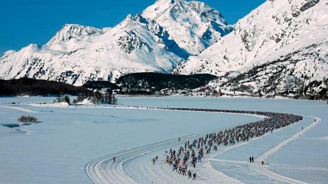 Maraton da skis
