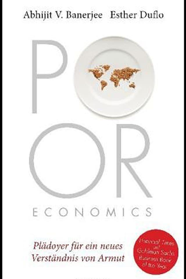 Buchtitel Poor Economics