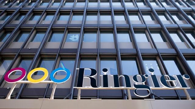 Logo da la firma Ringier.