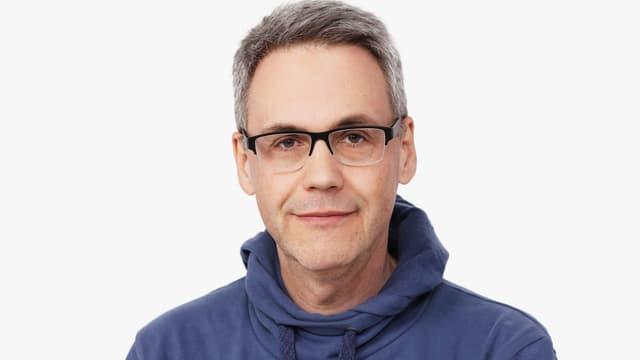 Ein Porträt von Peter Buchmann.