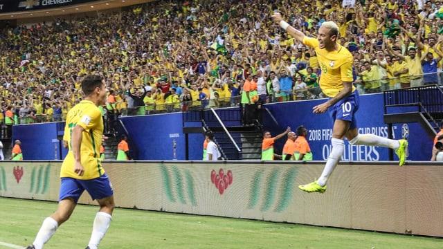 Superstar Neymar.