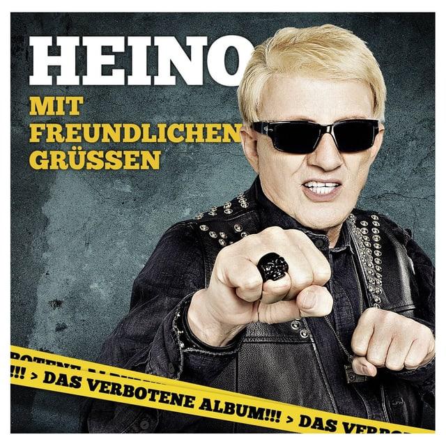 Heinos Albumcover