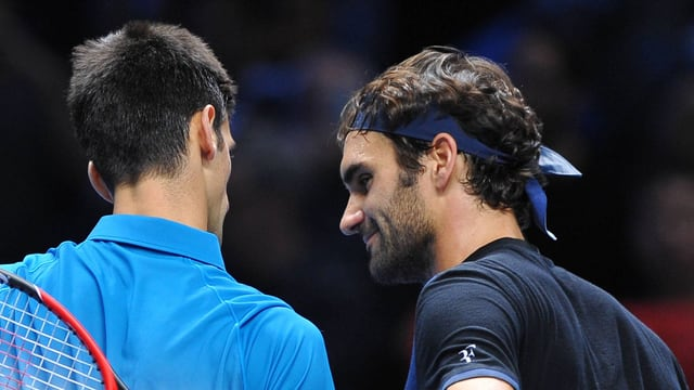 Djokovic oder Federer? Wer holt den 23. Sieg?