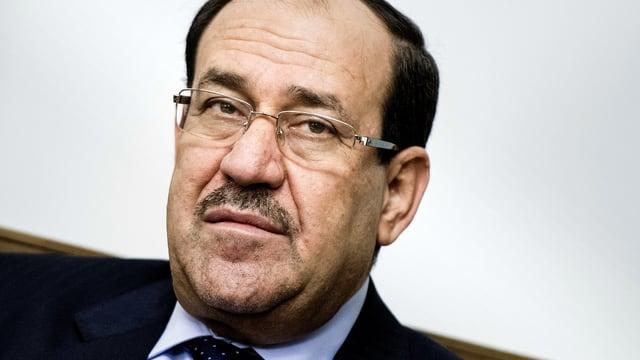 Ministerpräsident Nuri al-Maliki.
